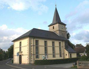 Evangelische Kirche in Scheuerfeld (Coburg)