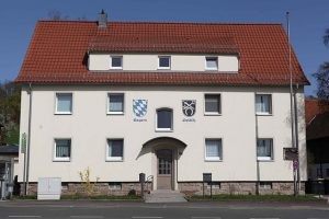 Ehemaliges Gemeindehaus in Creidlitz (Coburg)