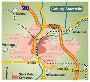 Immobilien Creidlitz (Coburg)