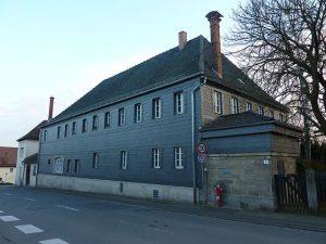 Rittergut Ehrlicher in Bertesldorf (Coburg)
