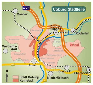 Immobilien in Neuhof und Neershof (Coburg)
