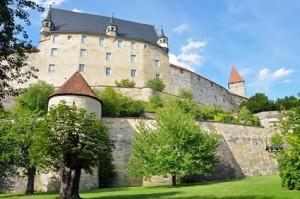 Veste Coburg in Bayern