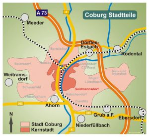 Immobilien Seidmannsdorf (Coburg)