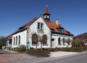 Ehemaliges Schulhaus in Neu- u. Neershof (Coburg)